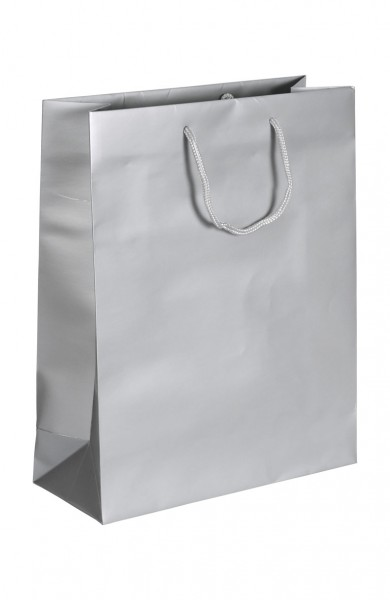 "Papiertasche ""White - Night - Silver"""